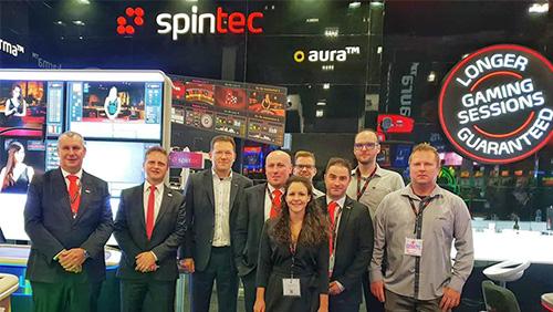 Spintec wins G2E Las Vegas 2018