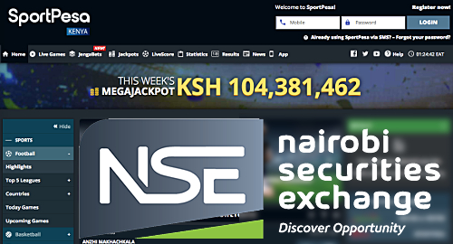 Kenyan sports betting operator SportPesa denies IPO reports