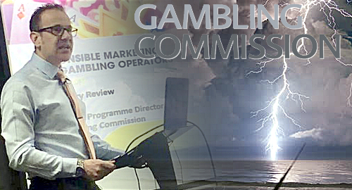 UK gambling operators face 'brewing storm' over advertising