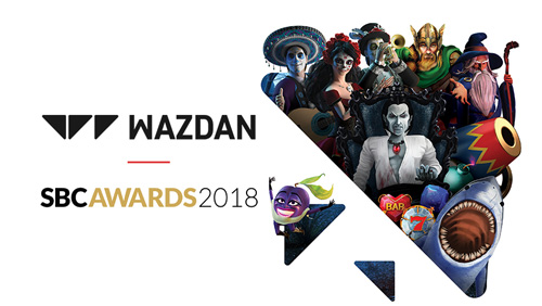Wazdan shortlisted for SBC awards