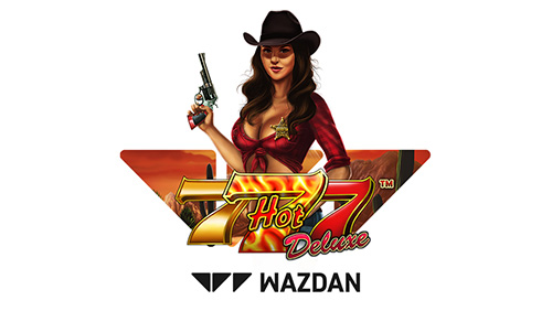 Wazdan's hot streak continues with launch of Hot 777 Deluxe™.