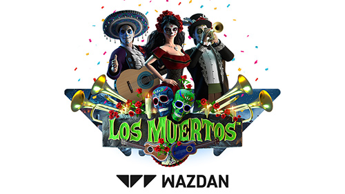 Wazdan's Los Muertos launches a new kind of slots experience