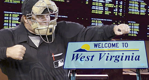 Leagues strike out in quest for cut of West Virginia's sports betting