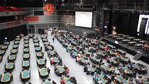 WSOP Circuit Horseshoe Hammond draws huge field