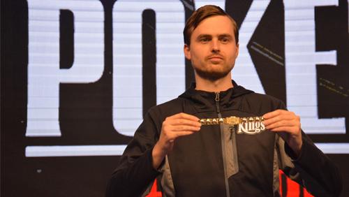 WSOPE Round-Up: Martin Kabrhel wins the €100k Super High Roller