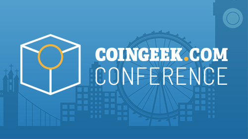 Becky's Affiliated: 5 Reasons to attend CoinGeek Week Conference, Nov 28-30