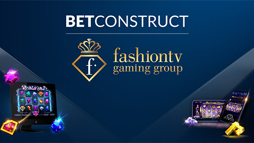 BetConstruct launches FashionTV Gaming Group branded slots
