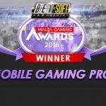 Betsoft Gaming named Best Mobile Gaming provider at Malta Gaming Awards