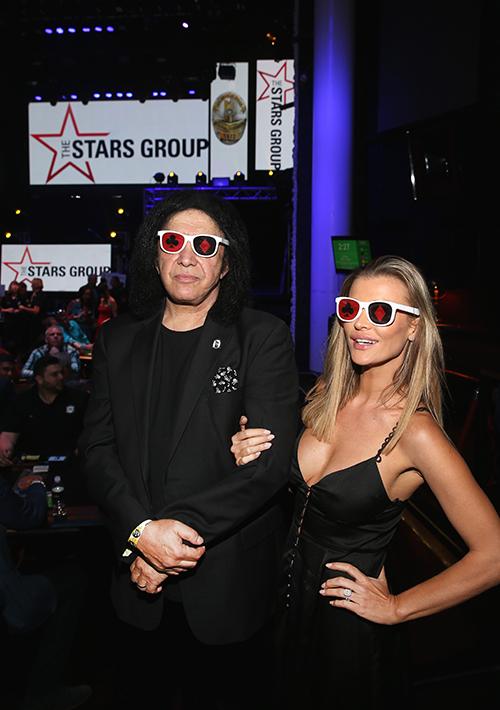 Charity poker tourney honoring rock legend Gene Simmons raises $300,000 for the LAPD
