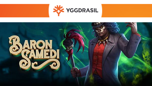 Enter the wicked world of voodoo with Yggdrasil's Baron Samedi