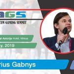 European Gaming announces Andrius Gabnys (Gabnys Law Firm) as ambassador for MARE BALTICUM
