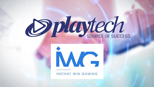 IWG pens Playtech agreement