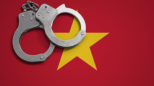 Key defendants arraigned following Vietnamese illegal gambling raid that netted 92