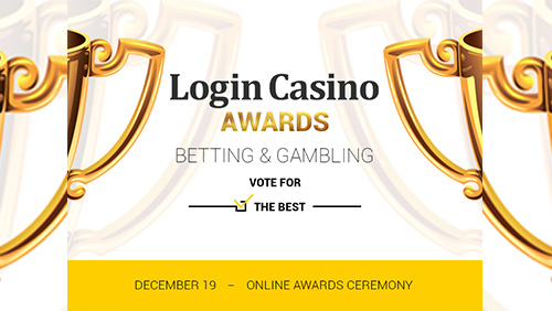 Leadership tussle in Login Casino Awards continues!