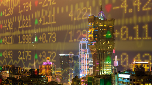 Macau GGR sees small uptick in October, but not what was expected