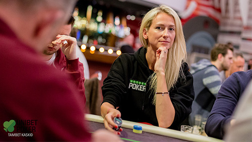 Malta Poker Festival: Daiva Byrne, a fantastically great woman changing poker