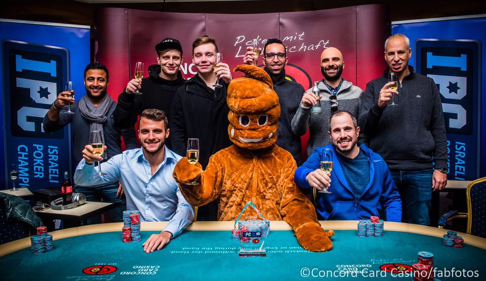 The Malta Poker Festival: Eyal Benshimon on life as a semi-pro