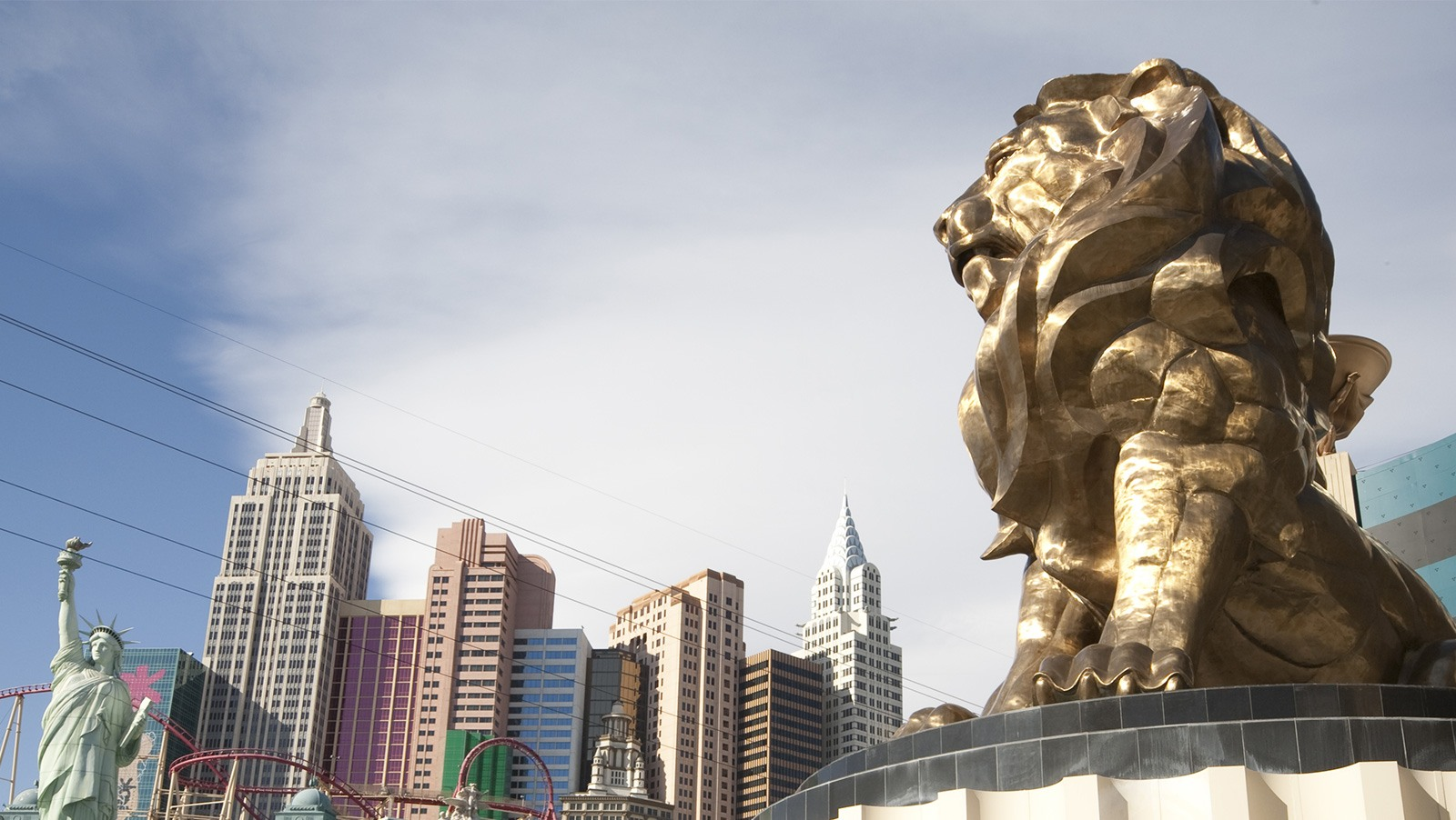 MGM Caesars merger in the works? Best wait a few months