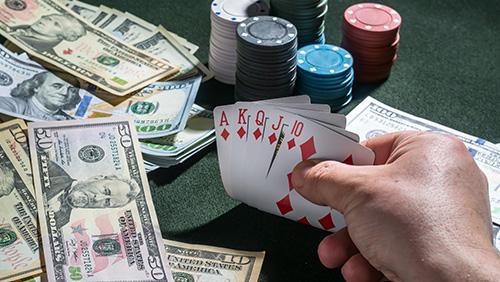 partypoker Caribbean Poker Party: Giuseppe Iadisernia Wins the $50k SHR