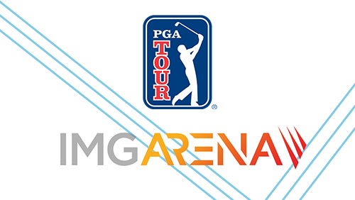 PGA tour announces IMG Arena as data distributor