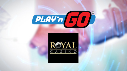 Play'n GO signs RoyalCasino Platform agreement