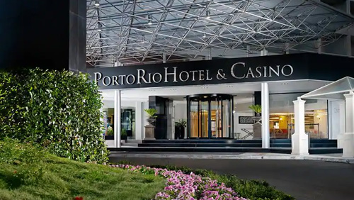 Porto Rio Hotel & Casino in Greece turns off the casino lights amid strike