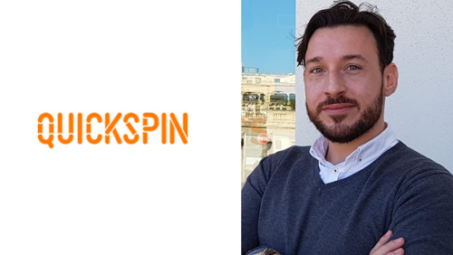 Quickspin appoints Thomas Rhys Jones