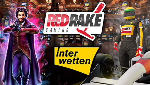 Red Rake Gaming signs a new agreement with prominent operator Interwetten