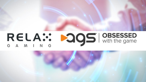 Relax Gaming and AGS Announce Significant Partnership