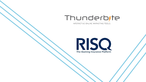 RISQ teams up with Thunderbite to offer compelling customer retention and acquisition tools