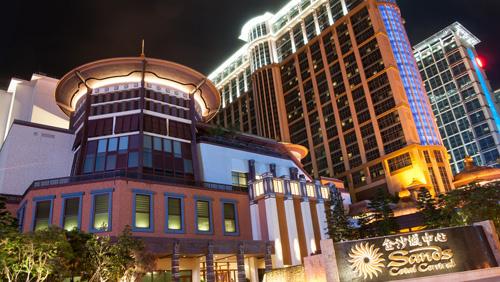 Sands China receives credit line worth $2 billion