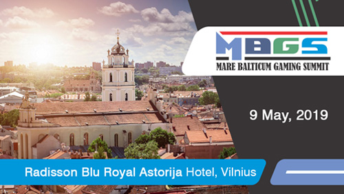 Save the date for MARE BALTICUM 2 - The Baltic and Scandinavian Gaming Summit and Awards 2019