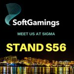 SoftGamings comes to Sigma 2018 with new products and a unique representative