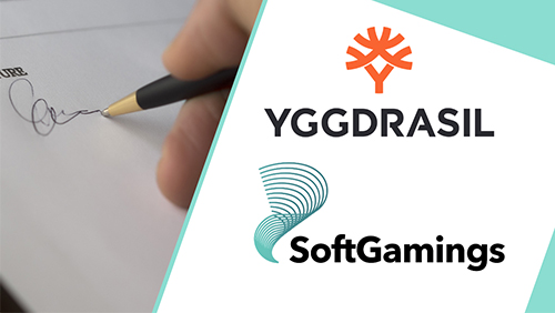 SoftGamings teams up with Yggdrasil to offer its innovative games