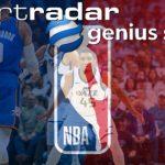 NBA inks US betting data deals with Genius Sports, Sportradar