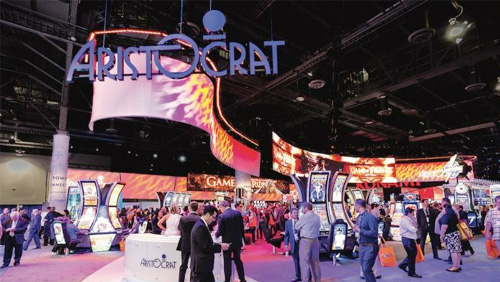 Strong North American, digital performances help boost Aristocrat profits
