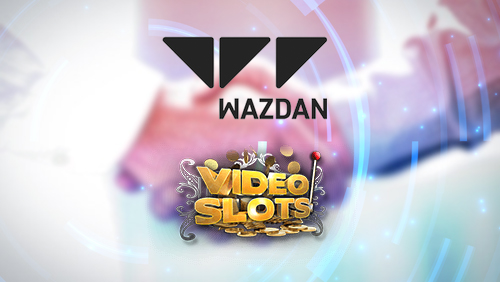 Videoslots.com agrees Wazdan deal