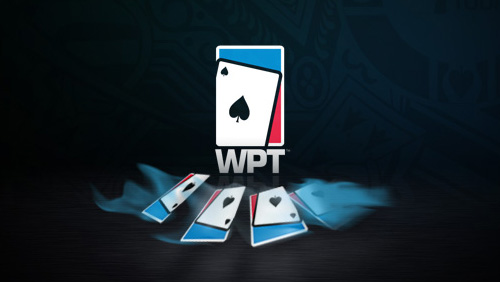 WPT Sponsor race star; WPTDS Brussels results; Five Diamond final table shift