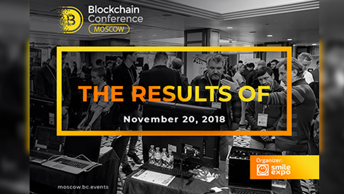Bitcoin rate and blockchain revolution: results of Blockchain Conference Moscow