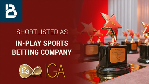 "BtoBet amongst finalists for IGA's ""In-Play Betting"" Award"
