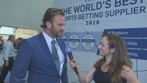 Genius Sports' Mark Locke sees more growth worldwide