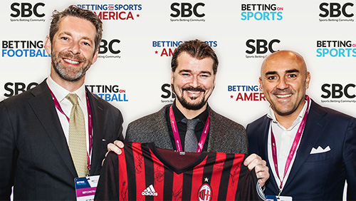 Global sports expert Jaap Kalma to drive SBC's Betting on Sports America