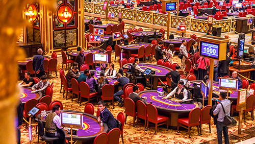 Macau bans casino employees from premises outside work hours