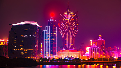 Macau keeps 'AA' Fitch rating