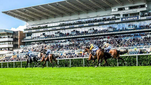 MansionBet announce sponsorship at Doncaster Racecourse