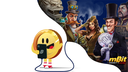mBitcasino just got better with a new site, new promotions, and much more!