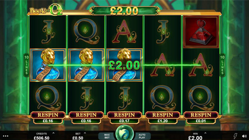 Microgaming presents a world filled with magic and enchanted riches with Book of Oz