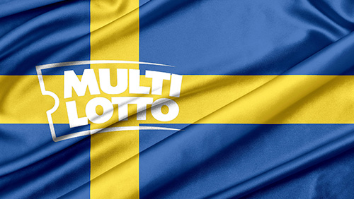 Multilotto obtains gambling license in Sweden