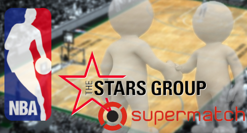 The Stars Group, SuperMatch new NBA gaming partners