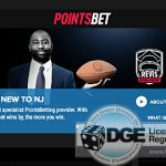 New Jersey okays PointsBet online sports betting 'soft play'